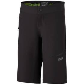 IXS Carve Evo Shorts Dames, black